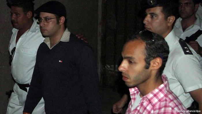 Egypt detains prominent secular activist again