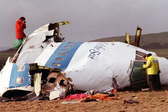 UK, US, Libya call for justice over Lockerbie, 25 years on
