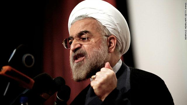 Rouhani says Syria talks will fail without Iran