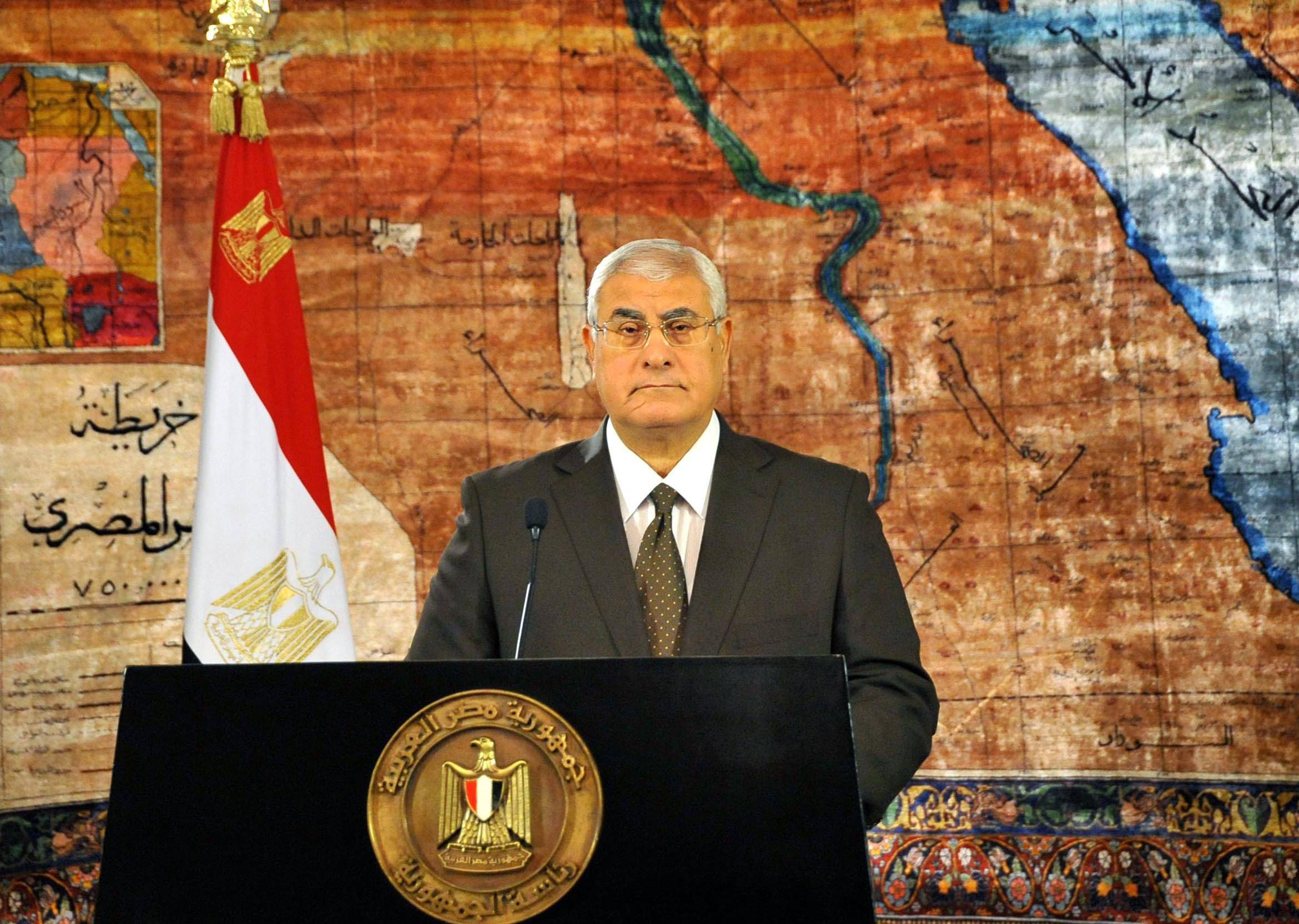 Egypt to allow appeals against military court verdicts
