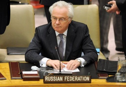 Russia says not the time for Syria humanitarian resolution