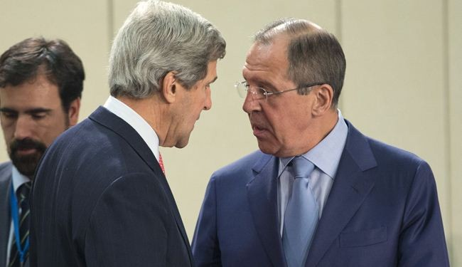 Russia, US vow to help unblock Syria talks
