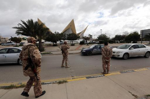 Bomb at military academy in Libya's Benghazi kills 7