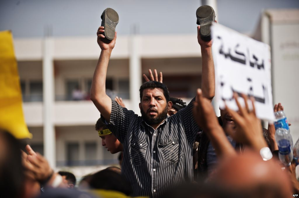 Egypt mass trial of Islamists opens, adjourns