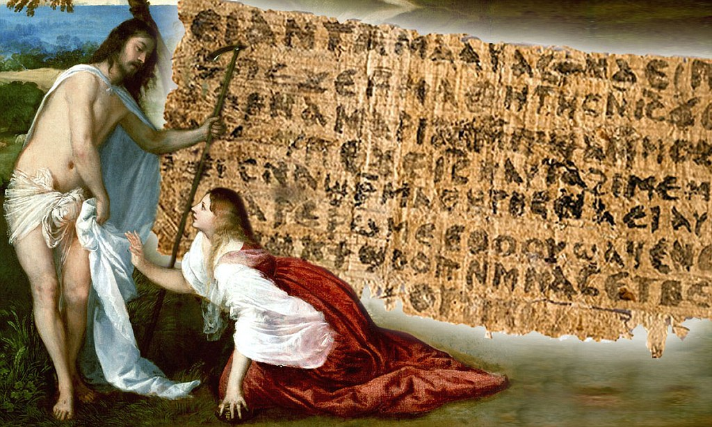 Scroll that mentions Jesus's wife is ancient: scientists