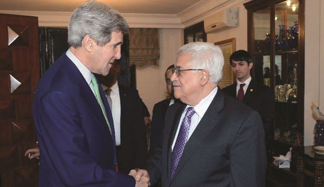 Fate of talks lies with Israelis, Palestinians: Kerry