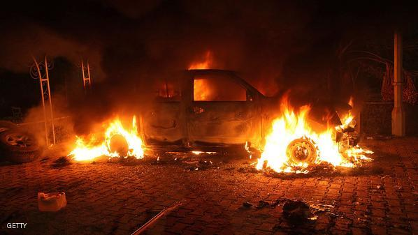 West has little room for manoeuvre as Libya burns: analysts