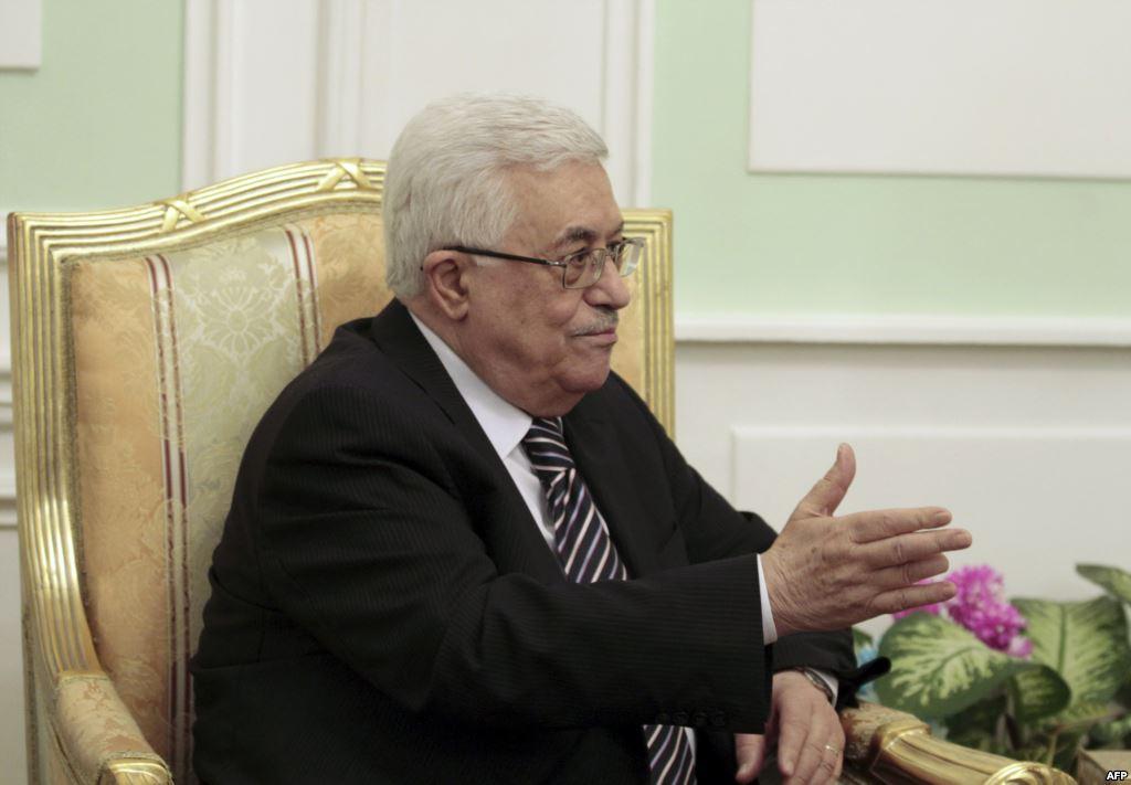 Palestinian leader accuses Israel of 'genocide'