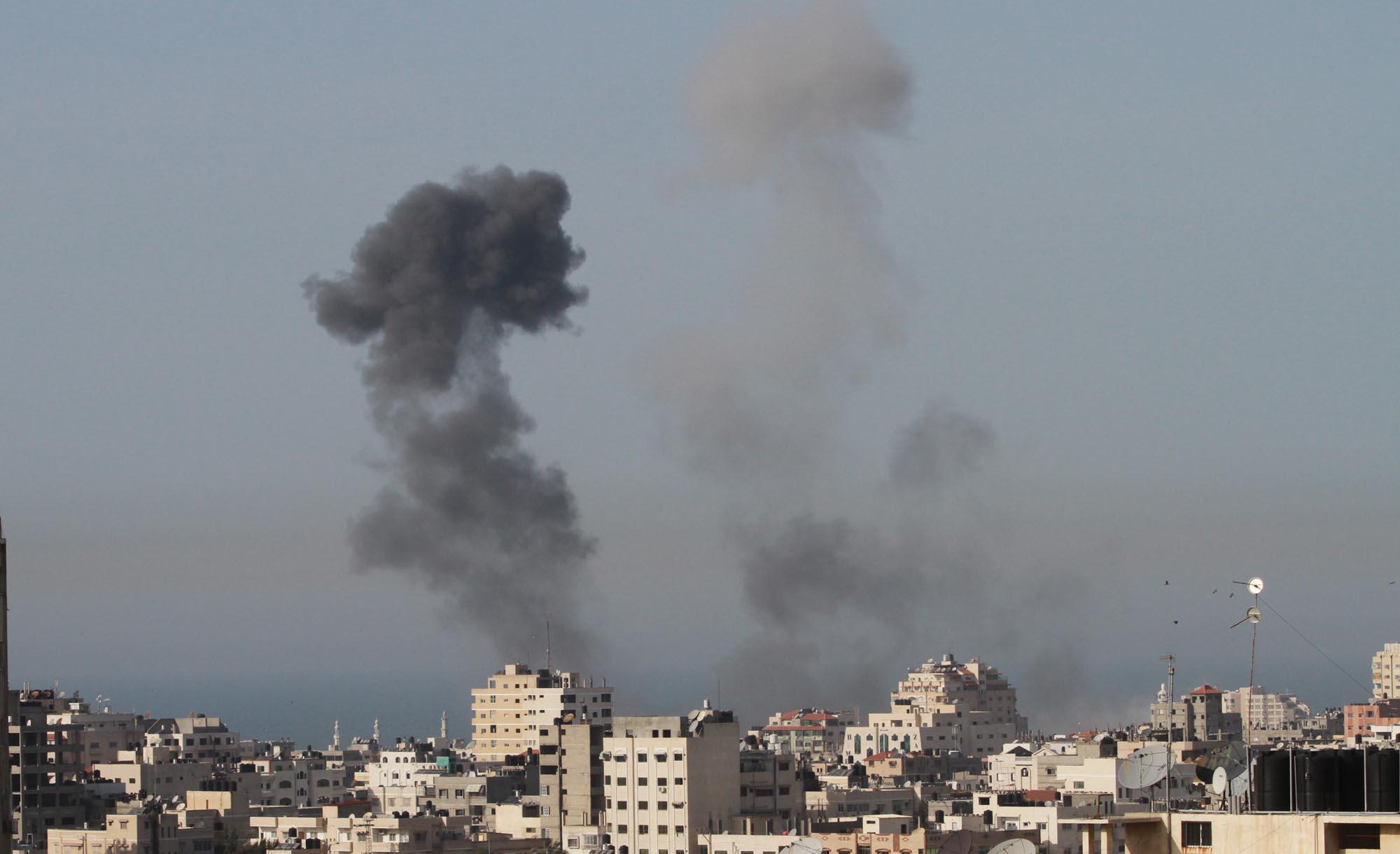 Donor states pledge $5.4 bn to Gaza, urge peace talks