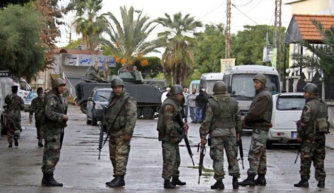 Lebanon army in control after deadly Tripoli clashes