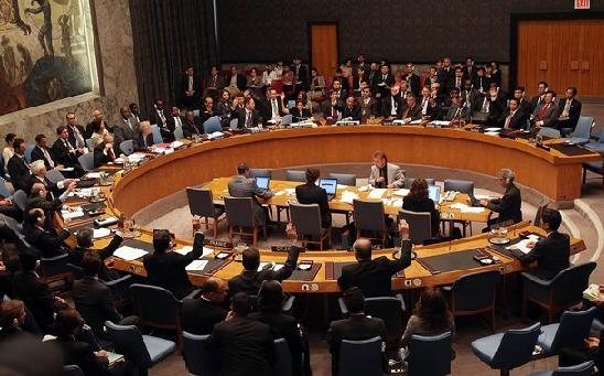 Palestinians present tougher UN resolution