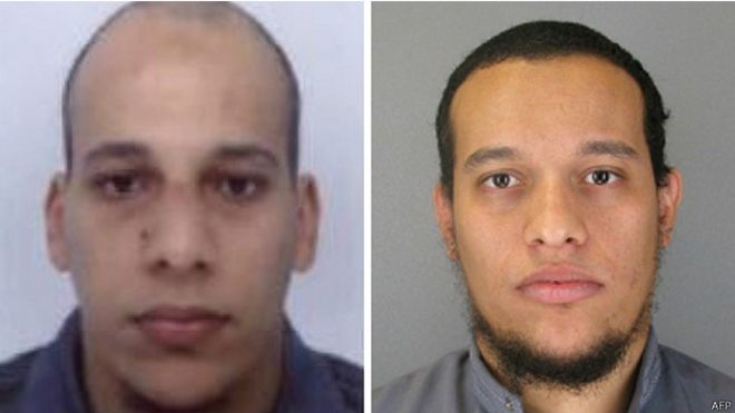 The militants who terrorised France for three days