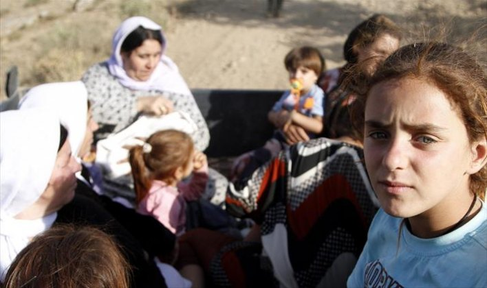 IS jihadists free 200 elderly Yazidis in north Iraq