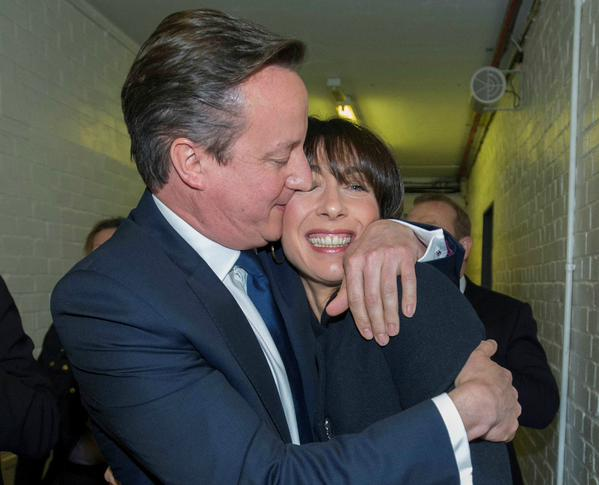 Britain in new era after Cameron's shock victory