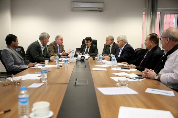 Syria opposition coalition turns down talks with UN envoy