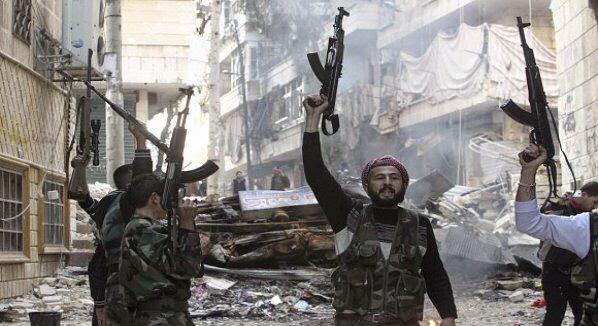 Syria rebels threaten key position near regime bastion: monitor