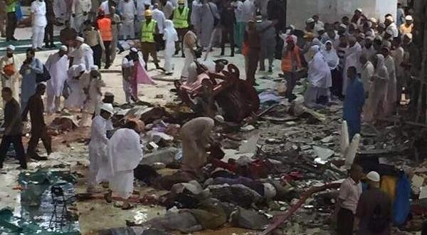 Probe report filed on Saudi crane tragedy