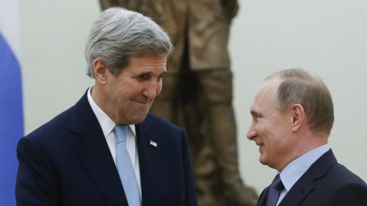 Putin says works 'easily' with both US, Damascus on Syria crisis