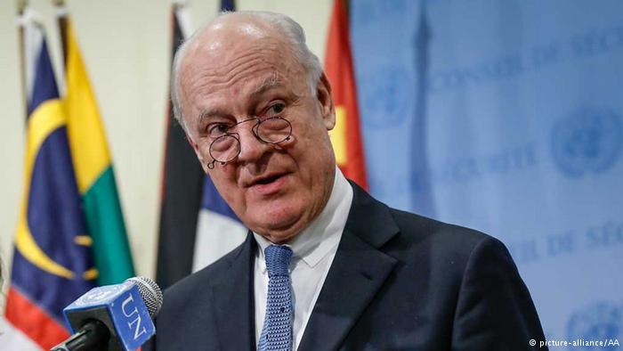 UN sets Syria peace talks target date, after death of rebel chief