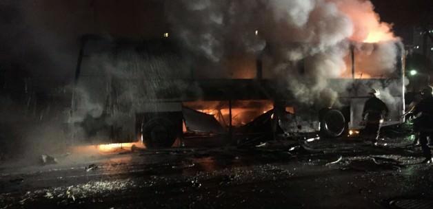 Turkey blames Syrian Kurdish fighters for Ankara attack