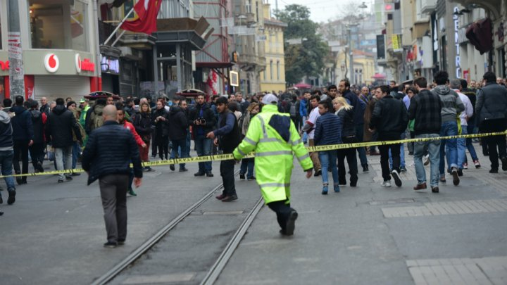 Istanbul on edge after suicide attack blamed on IS