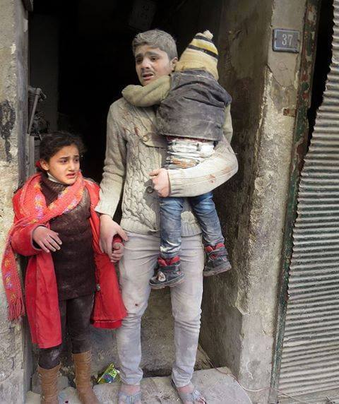 thousands more to flee their homes,from Aleppo