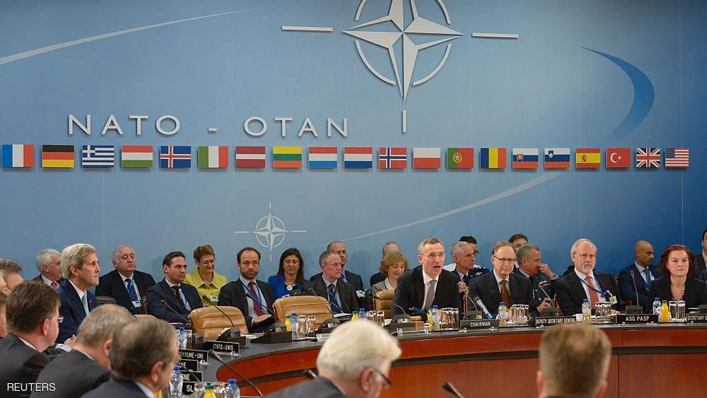NATO says all should avoid new arms race