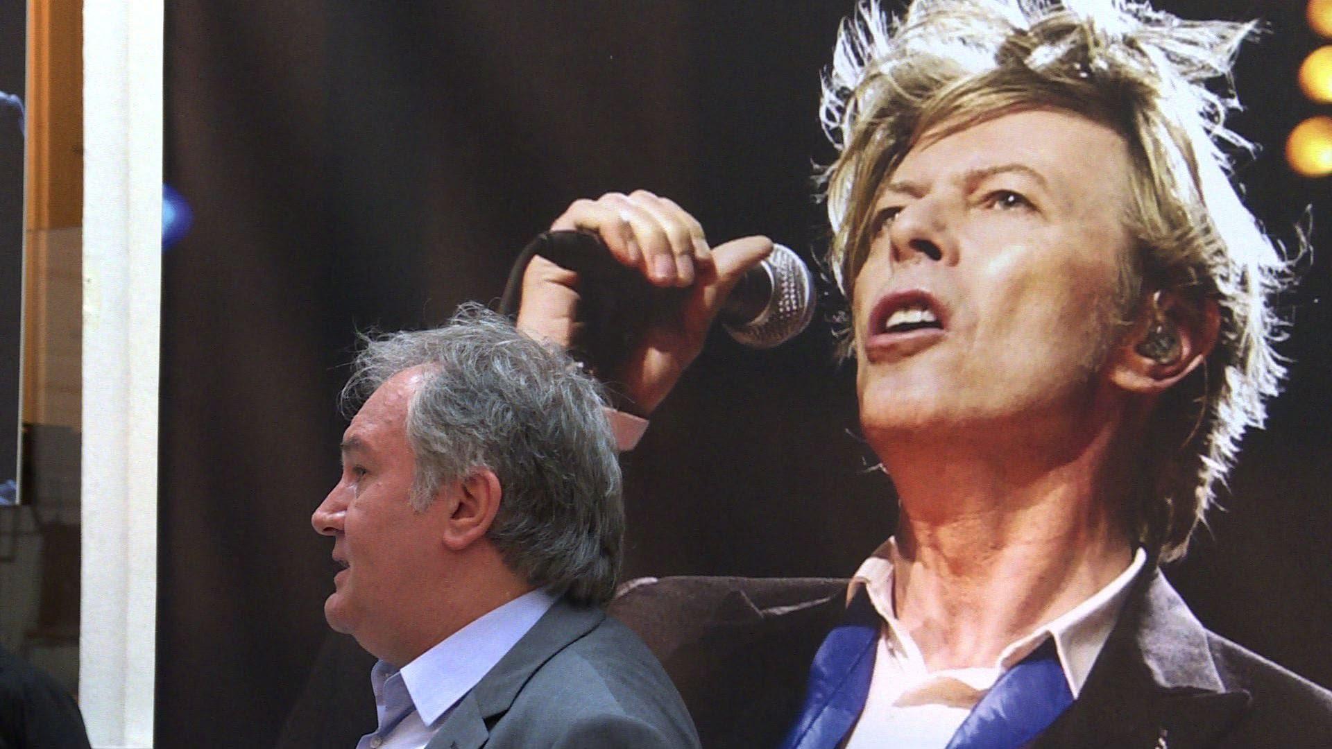 Belgrade-born photographer comes home to celebrate Bowie