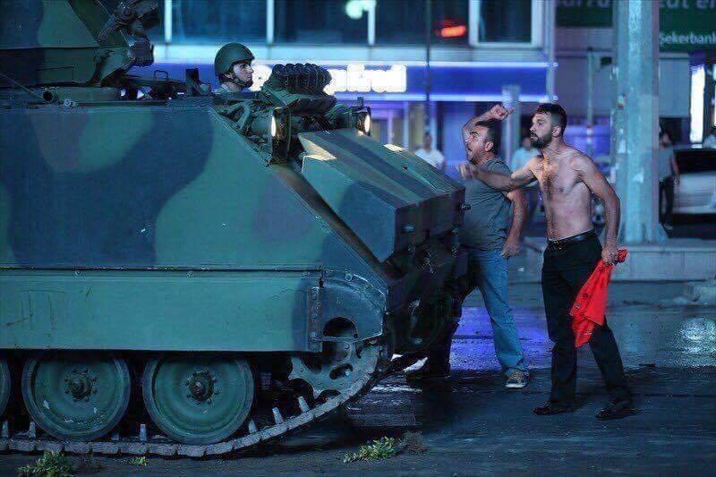 Turkey regains control after deadly anti-Erdogan coup bid