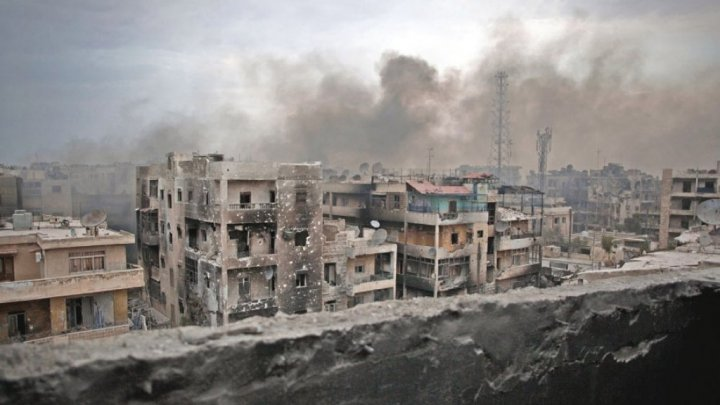 Russia announces aid operation for Syria's besieged Aleppo
