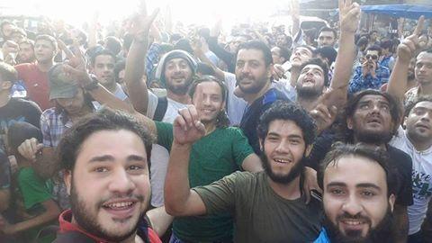 Syria rebels say Aleppo siege broken