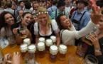 Munich's Oktoberfest opens amid tight security
