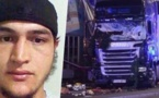 Germany hunts for attacker after IS claims truck rampage