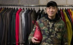 'Power and elegance': Japan's boxer turned designer Yanagawa