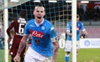 Football: Hamsik chases Maradona record as Real date looms
