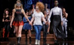 Down's Syndrome model debuts label at NY fashion week