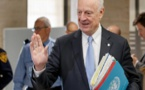 Syrian rivals tackle governance, terrorism at UN talks