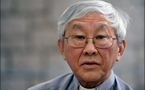 Hong Kong's controversial Catholic leader to retire early next year