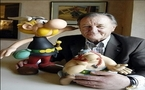Asterix the Gaul to outlive his creator