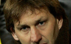 Tony Adams stands down at Portsmouth