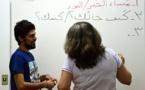 Refugees-turned-language teachers learn new life