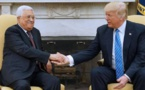 Abbas says ready to meet Israel PM as part of Trump peace efforts