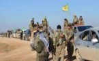 Rosaries and rifles: Syria Christians take on IS in Raqa