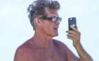 David Hasselhoff says big screen revivals show he's still 'semi-cool'