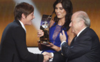 Hope Solo accuses Sepp Blatter of sexual harassment