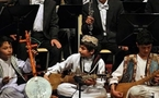 Afghan children dream of musical future