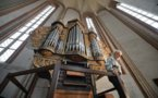 Swiss restorer breathes new life into Transylvanian church organs