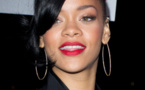 Rihanna shows off raunchy first fashion collection