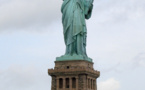 Ongoing repairs keep Statue of Liberty closed
