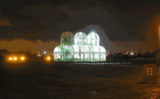 World landmarks go dark for Earth Hour